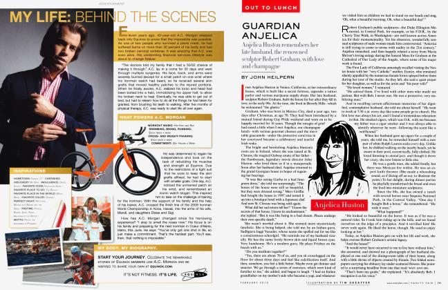 Article Preview: GUARDIAN ANJELICA, February 2010 2010   Vanity Fair