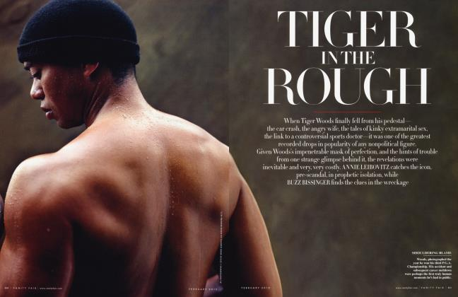 Article Preview: TIGER IN THE ROUGH, February 2010 2010 | Vanity Fair