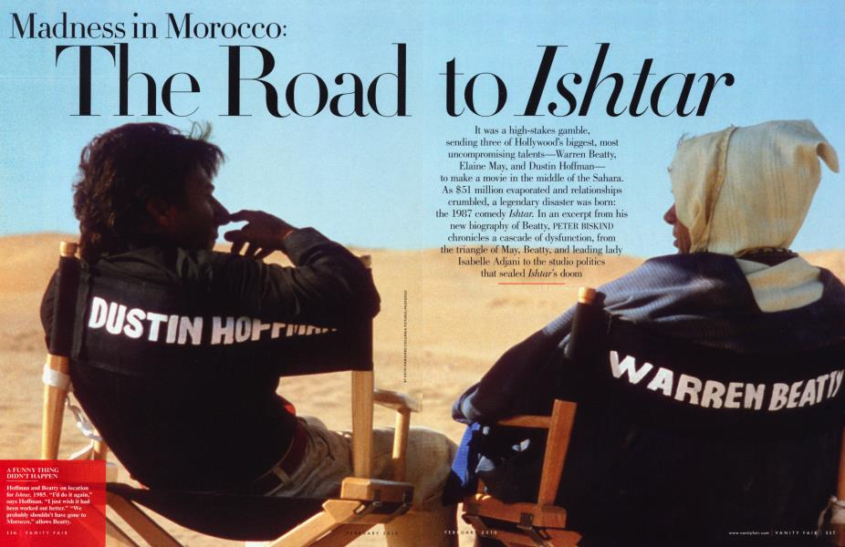 Madness in Morocco: The Road to Ishtar
