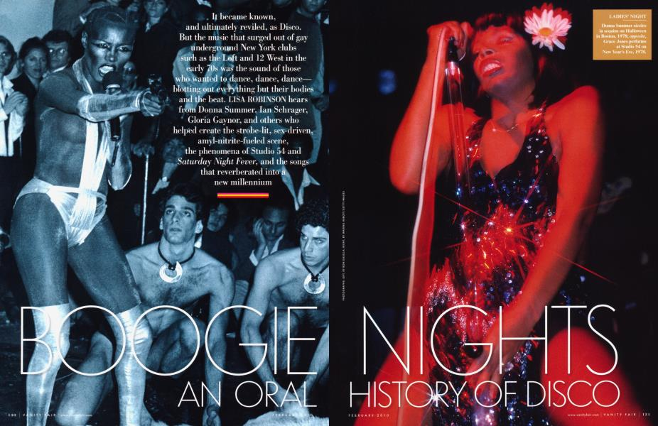 BOOGIE NIGHTS AN ORAL HISTORY OF DISCO