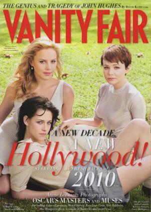 March 2010 | Vanity Fair