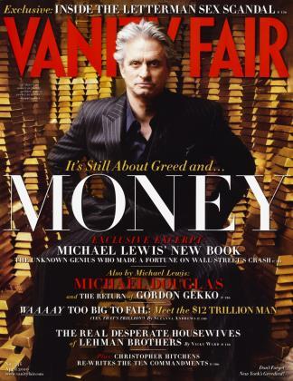 April 2010 | Vanity Fair