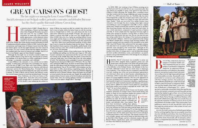 Article Preview: VANITY FAIR NOMINATES BRAVEWELL, April 2010 2010 | Vanity Fair