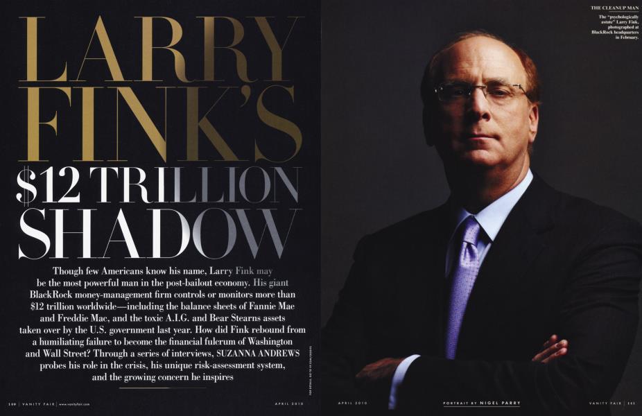 LARRY FINK'S $12 TRILLION SHADOW