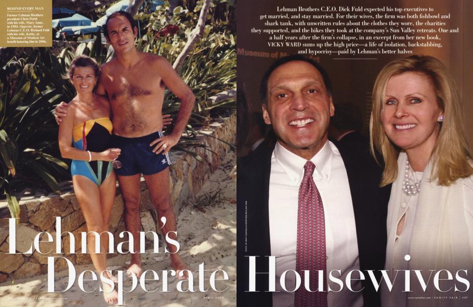 Lehman's Desperate Housewives