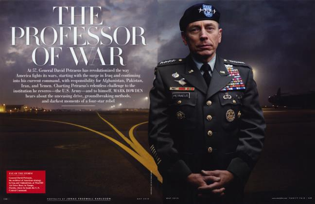 Article Preview: THE PROFESSOR OF WAR, May 2010 2010 | Vanity Fair