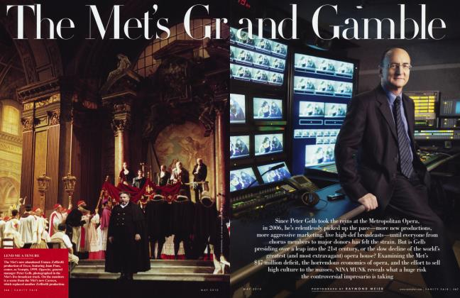 The Met's Grand Gamble