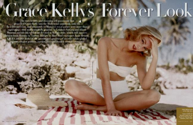 Article Preview: Grace Kelly's Forever Look, May 2010 2010 | Vanity Fair