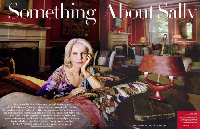 Article Preview: Something About Sally, July 2010 | Vanity Fair