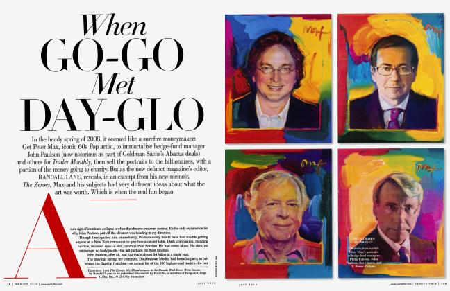 Article Preview: When GO-GO Met DAY-GLO, July 2010 | Vanity Fair