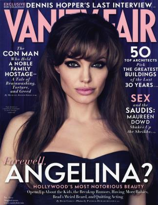 August 2010 | Vanity Fair