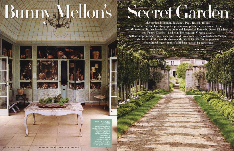 Bunny Mellon's Secret Garden