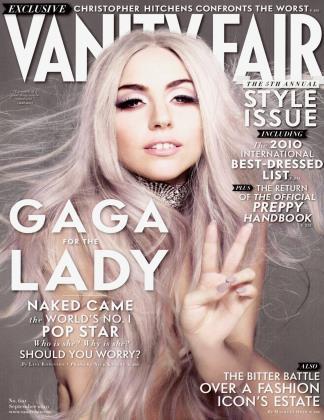 September 2010 | Vanity Fair
