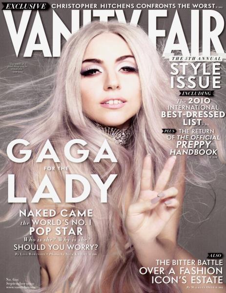 Issue: - September 2010 | Vanity Fair