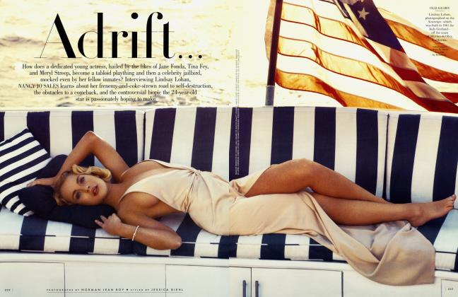 Article Preview: Adrift..., October 2010 | Vanity Fair