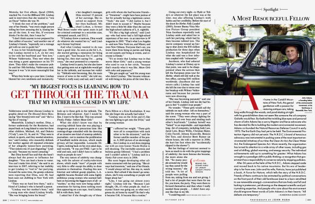 Article Preview: A MOST RESOURCEFUL FELLOW, October 2010 2010 | Vanity Fair