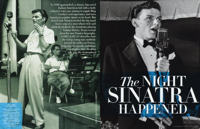 Article Preview: THE NIGHT SINATRA HAPPENED, October 2010 2010 | Vanity Fair
