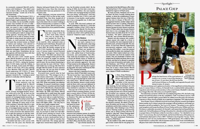 Article Preview: PALACE COUP, NOVEMBER 2010 2010 | Vanity Fair