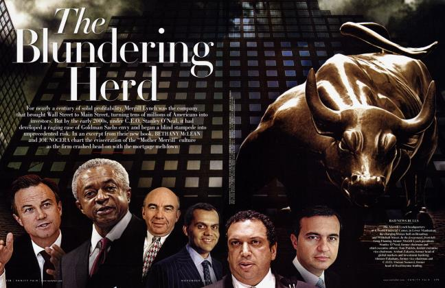 Article Preview: The Blundering Herd, NOVEMBER 2010 2010 | Vanity Fair
