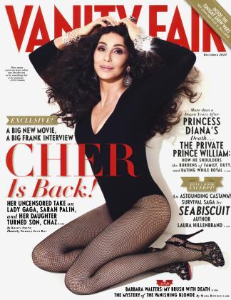 December 2010 | Vanity Fair