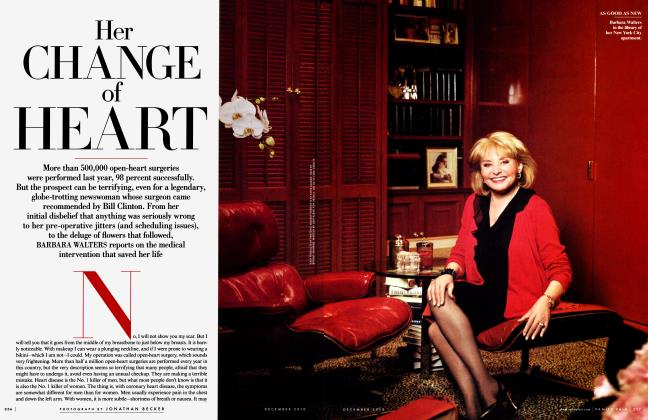 Article Preview: Her CHANGE of HEART, December 2010 2010 | Vanity Fair