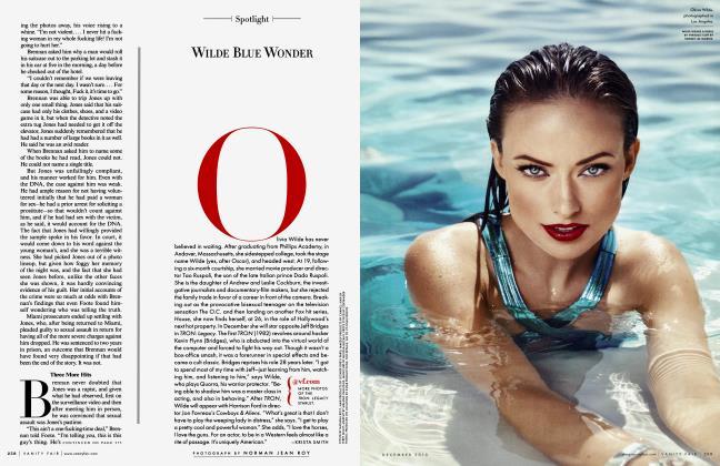 Article Preview: WILDE BLUE WONDER, December 2010 2010 | Vanity Fair