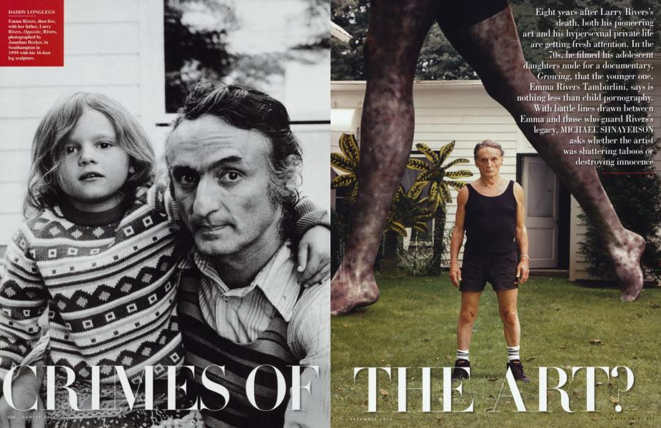CRIMES OF THE ART