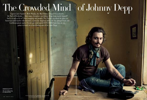 The Crowded Mind of Johny Depp