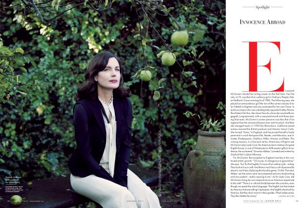 Article Preview: INNOCENCE ABROND, January 2011 2011 | Vanity Fair