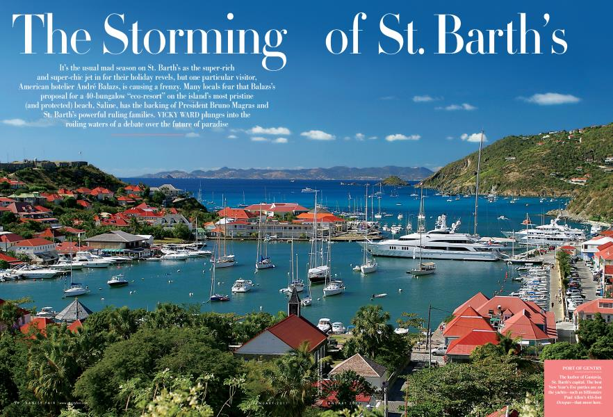 The Storming of. St. Barth's