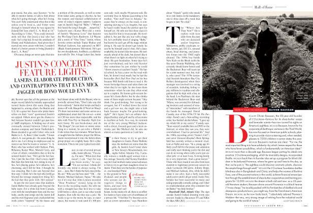Article Preview: VANITY FAIR NOMINATES OLIVIER BAUSSAN, February 2011 2011 | Vanity Fair