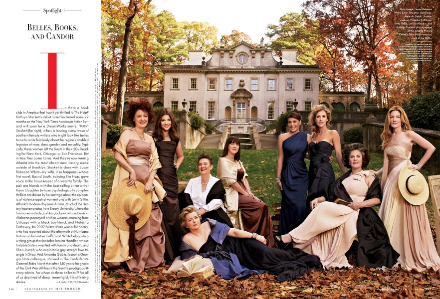 BELLES, BOOKS, AND CANDOR