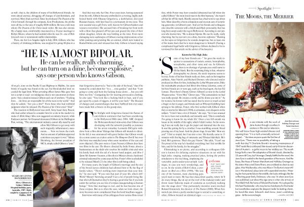 Article Preview: THE MOORS, THE MERRIER, March 2011 2011 | Vanity Fair