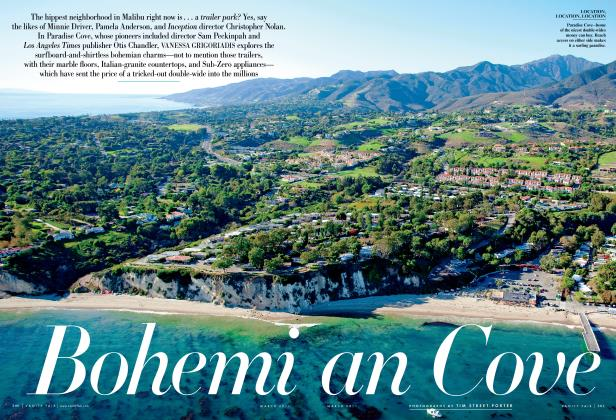 Article Preview: Bohemian Cove, March 2011 2011 | Vanity Fair