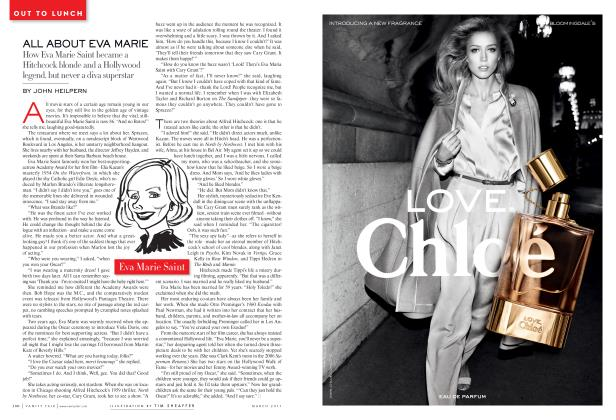 Article Preview: ALL ABOUT EVA MARIE, March 2011 2011   Vanity Fair
