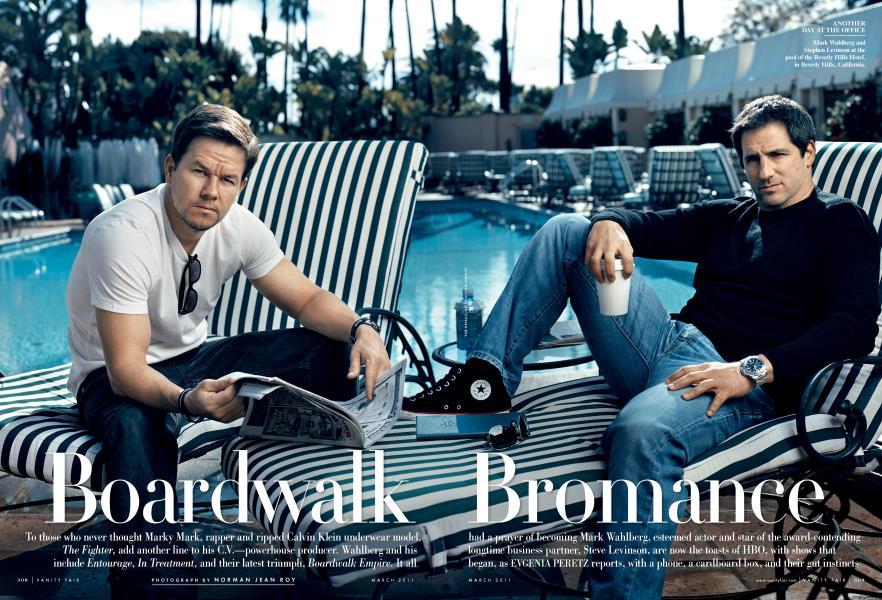 Boardwalk Bromance