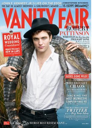 April 2011 | Vanity Fair