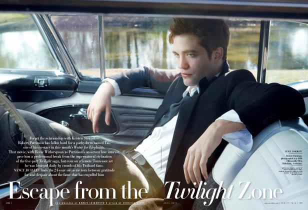 Article Preview: Escape from the Twlight Zone, April 2011 2011 | Vanity Fair