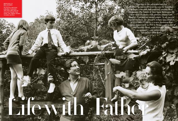 Article Preview: Life with Father, April 2011 2011 | Vanity Fair