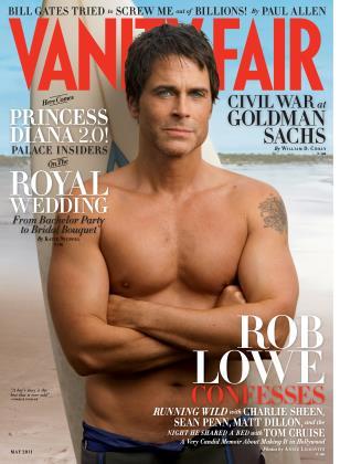 May 2011 | Vanity Fair