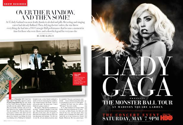 Article Preview: OVER THE RAINBOW AND THEN SOME!, May 2011 2011 | Vanity Fair
