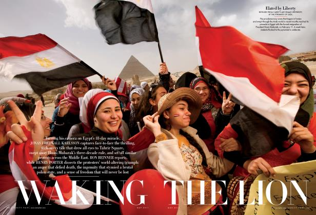 Article Preview: WAKING THE LION, May 2011 2011 | Vanity Fair