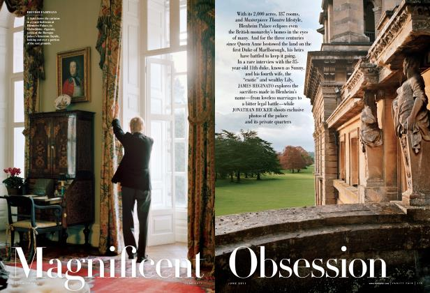 Article Preview: Magnificent Obsession, June 2011 | Vanity Fair