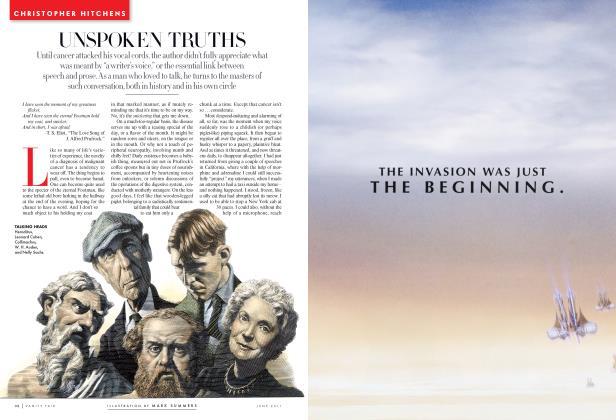 Article Preview: UNSPOKEN TRUTHS, June 2011 2011 | Vanity Fair