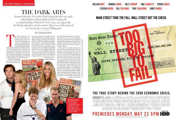 Article Preview: THE DARK ARTS, June 2011 | Vanity Fair