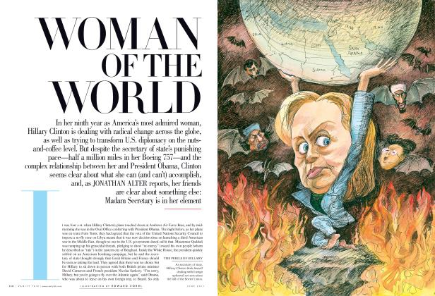 Article Preview: WOMAN OF THE WORLD, June 2011 2011 | Vanity Fair