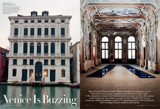 Article Preview: Venice Is Buzzing, June 2011 2011 | Vanity Fair