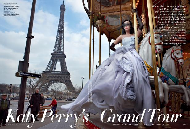 Article Preview: Katy Perry's Grand Tour, June 2011 2011 | Vanity Fair