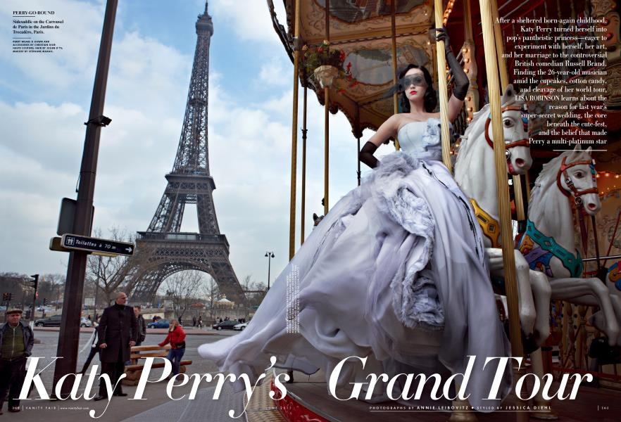 Katy Perry's Grand Tour