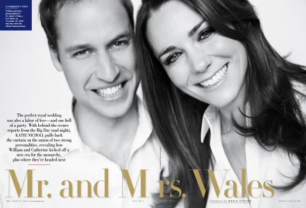 Mr. and Mrs. Wales